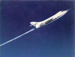 Jet Fighters USA-DouglasSkyrocket
